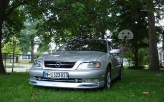 Тюнинг Opel Omega с фото