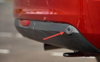 Авто парктроник — датчик парковки