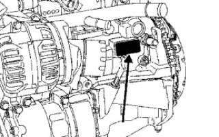 Серийные двигатели Renault с электромагнитными клапанами