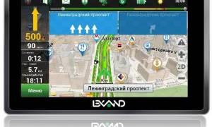 Как установить и обновить карты GPS навигатора