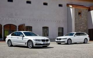 BMW рассекретила новый автомобиль