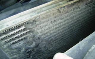 Промываем и чистим радиатор автомобиля