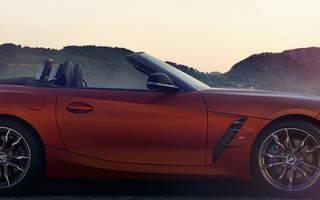 BMW продемонстрировала новую базовую модель в линейке Z4