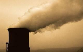 Загрязнение воздуха в городах