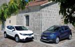 Что лучше Mitsubishi ASX, Nissan TERRANO или Opel Mokka
