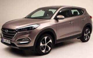 Комплектации и цены Hyundai Tucson 2015—2017