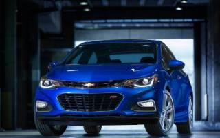 Фото салона Chevrolet Cruze обзор дизайнерских инноваций