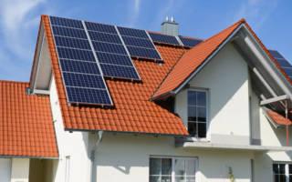 Комплекты солнечных панелей для частного дома