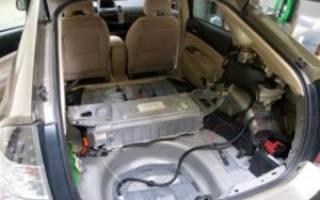 Обслуживание автомобилей-гибридов: Toyota Prius