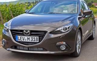Видеообзор и фото седана Mazda3 2015