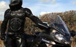 Какой должна быть маска для мотоциклиста