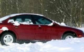 Как вытащить застрявшую машину из грязи