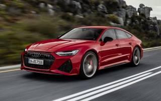 Видеообзор и фото Audi RS7 2015