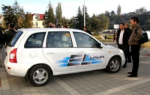 Российских таксистов пересаживают на электрокары