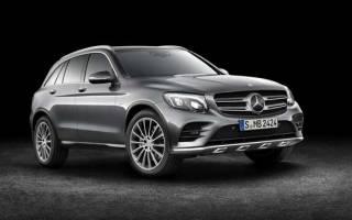 Обзор Mercedes-Benz GLK