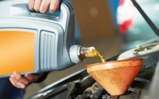 Зачем менять масло