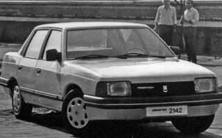 Сравнение автомобилей Москвич-2141 и Simca-1307