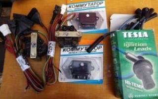 Разбираем устройство модуля зажигания современного инжектора