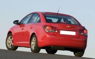 Как работает механика Chevrolet Cruze: отзывы владельцев