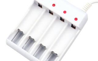 Виды и рейтинг зарядных устройств для батареек