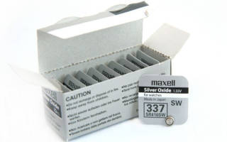 Достоинства и аналоги батарейки Renata 394