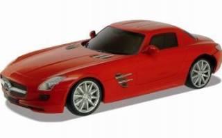 Новый тюнинг- кит для Mercedes-Benz SLS AMG