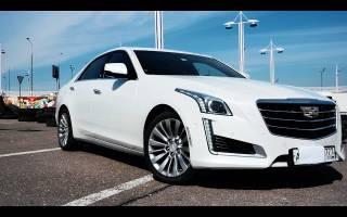 Отзывы владельцев об автомобиле «Кадиллак СТС»