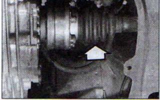 Внутренний ШРУС автомобиля «Ауди 80»