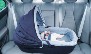 Перевозка новорожденного ребенка