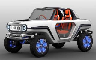 Выживет ли электрический внедорожник e-Survivor от Suzuki